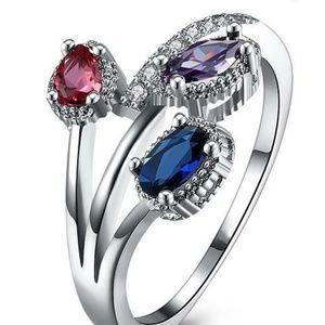Jewelry - 🔷Mix&Match SALES Rhinestone Anniversary Ring